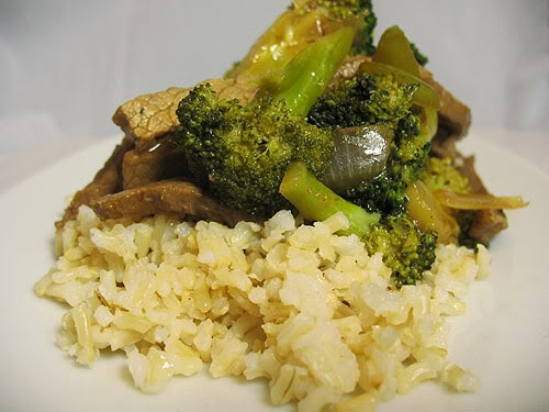 Broccoli and Beef Stir-Fry | quick dinners | Pinterest