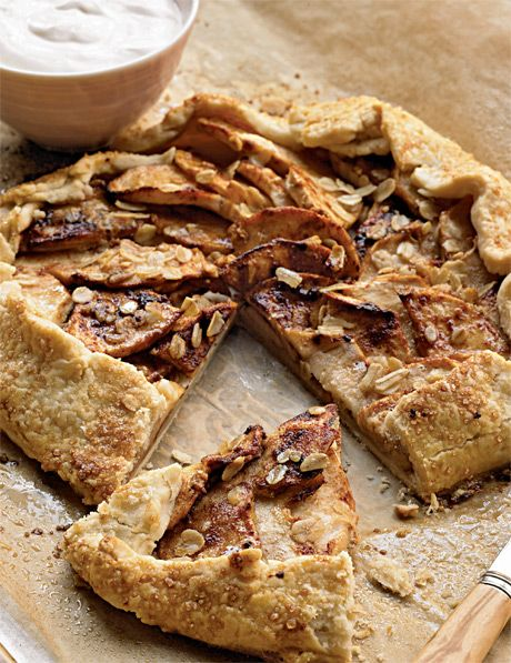 Rustic Apple Pie | Favorite Recipes | Pinterest