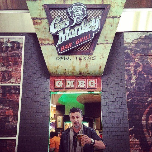 Richard rawlings from fast and loud car interior design