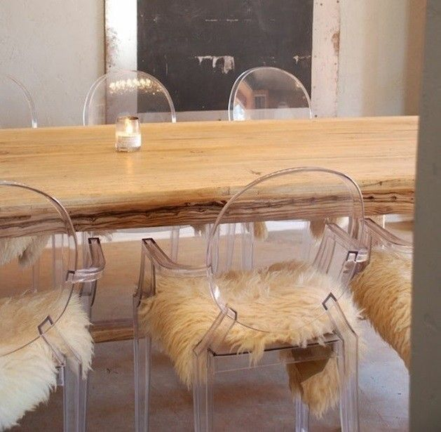 BrightNest | Trend Spotting for 2013: Ghost Furniture