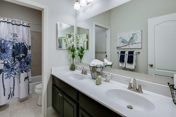 Orchard bathroom model home interiors pinterest