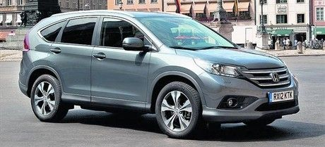honda crv 1.6 diesel release date