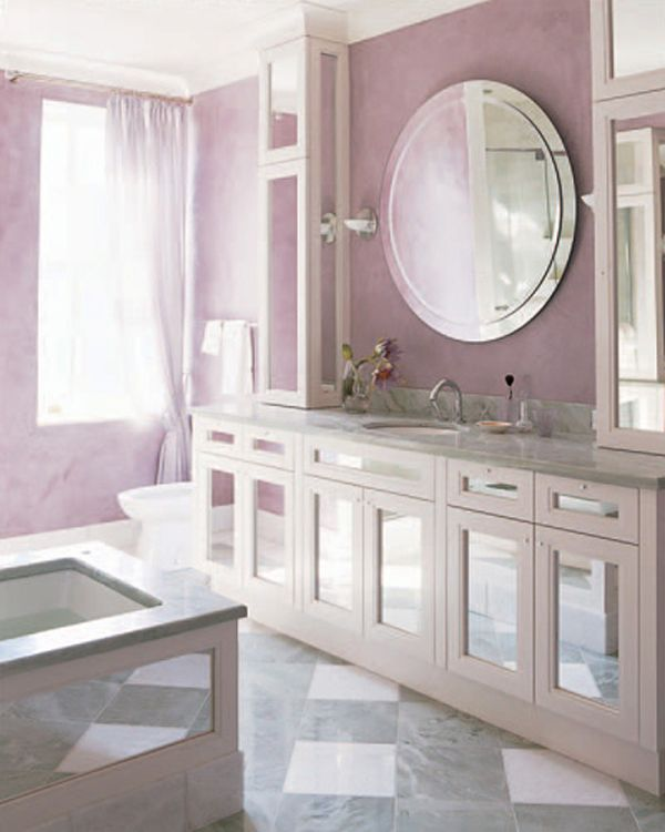 Bathroom Shades Of Purple Purple Decor Pinterest