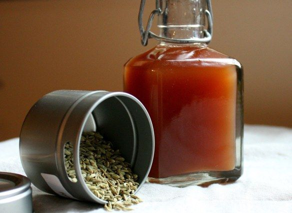 Pear and fennel syrup | can it - food in jars | Pinterest