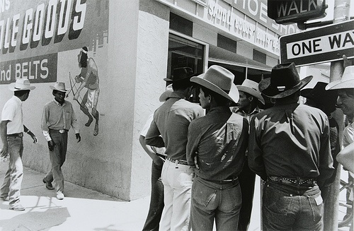 new mexico 1972 indians on street by ccny libraries via flickr