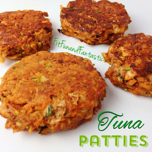 Tuna Patties | Yummy! | Pinterest