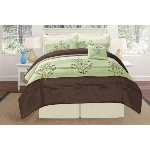 Green Brown Beige Bedroom Ideas For The Home Pinterest