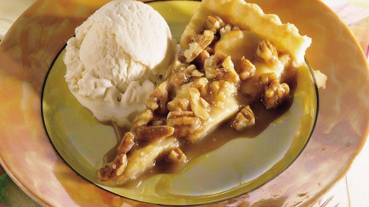 Capture classic Bananas Foster flavors in an easy refrigerated pie ...