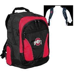 Logo Chair Ohio State Buckeyes 2 Strap Backpack
