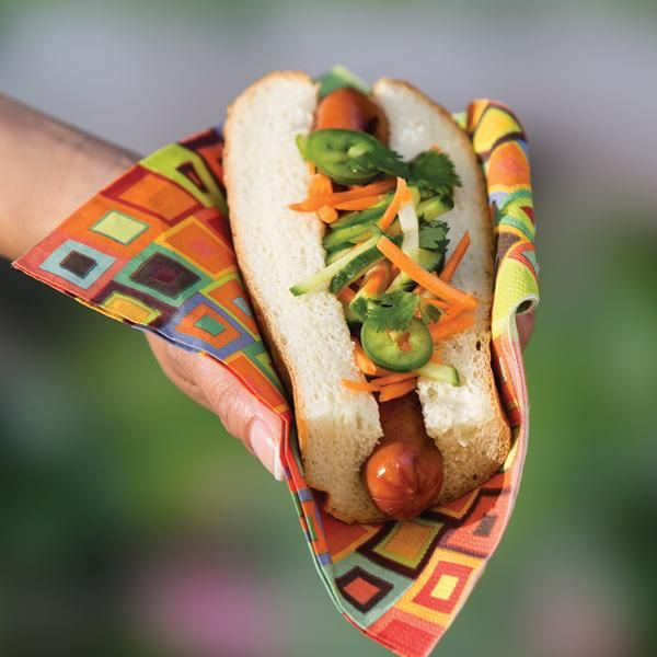 Banh Mi Dogs | Never Stop Eating 2012 | Pinterest