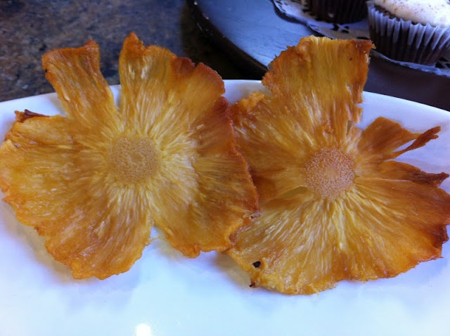 Dried Pineapple Flowers | Nailed It! | Pinterest