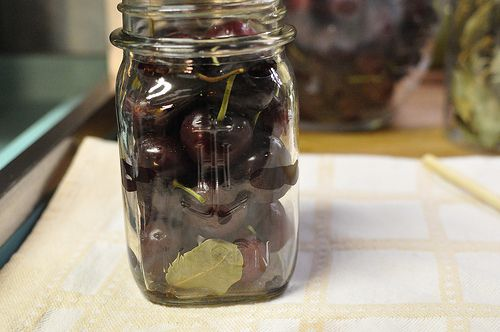 pickled sweet cherries | Food In Jars | Recipes I've Made (With Some ...