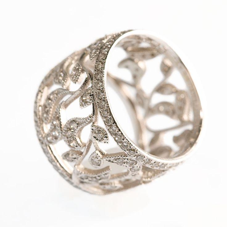 filigree wedding ring Weddings Etc