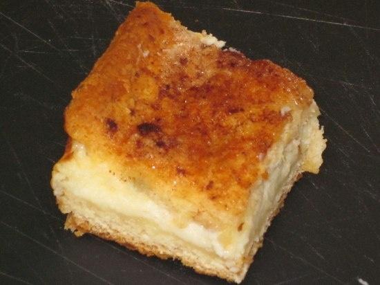 Cream Cheese Crescent Bars | recipes | Pinterest