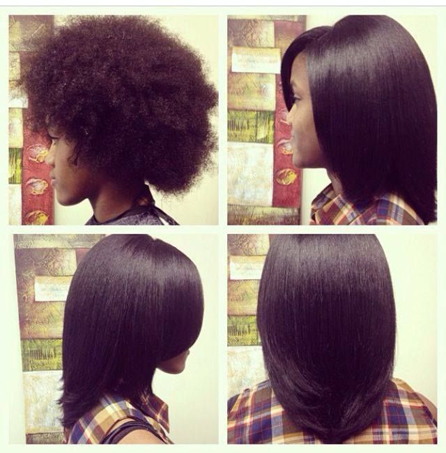 Natural Ways To Protect Hair From Straightening