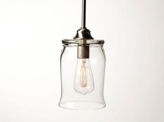 edison lighting fixtures edison bulb pendant light fixture brushed. Black Bedroom Furniture Sets. Home Design Ideas