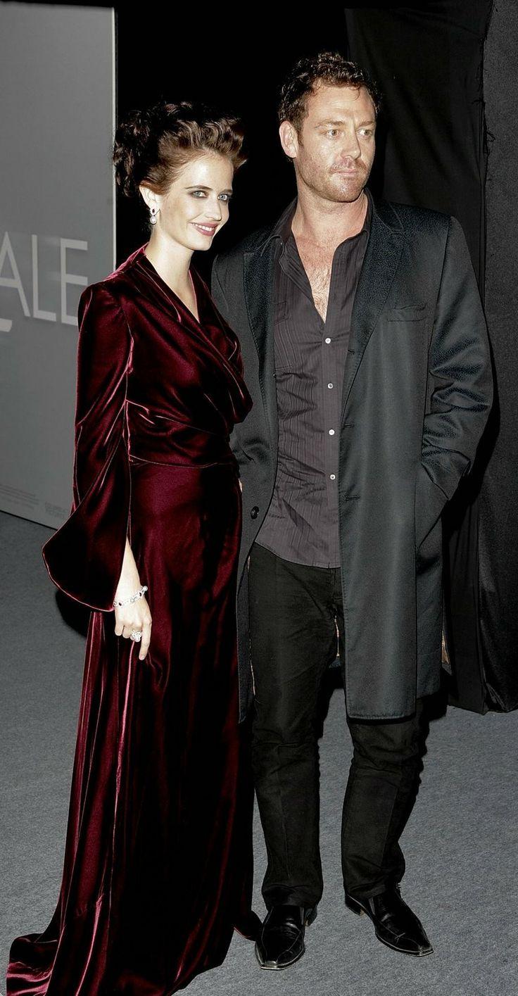 Eva Green and Marton Csokas   we should be married