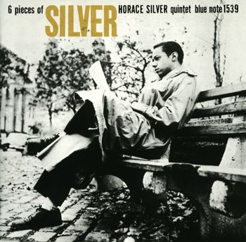 The Horace Silver Quintet Finger Poppin With The Horace Silver Quintet