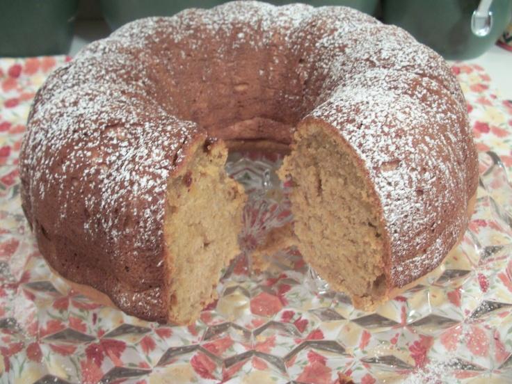 Sweet Potato Pound Cake | Healthy eating | Pinterest