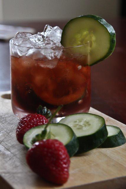 Balsamic Strawberry Smash Recipes — Dishmaps