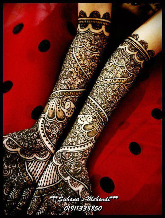 Intricate Mehndi Patterns : Intricate beautiful mehndi designs pinterest