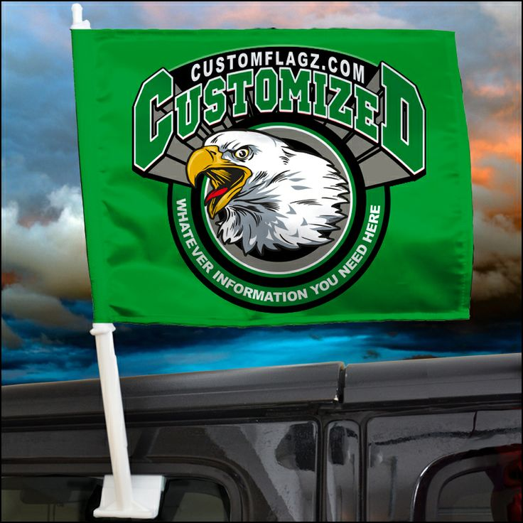 custom made flags and banners
