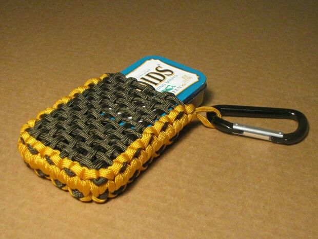 cool project paracord pinterest