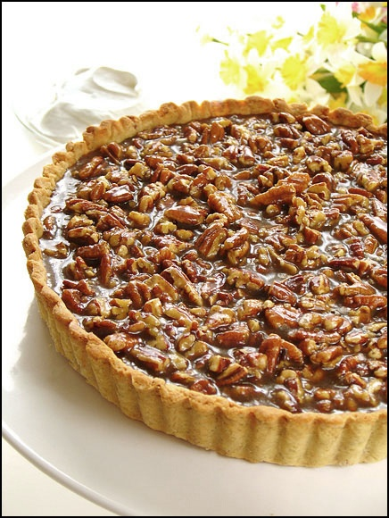 Pecan Praline Tart | Desserts and Sweets | Pinterest