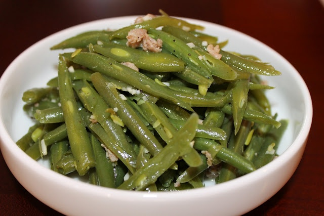 Delicious green beans | recipes | Pinterest