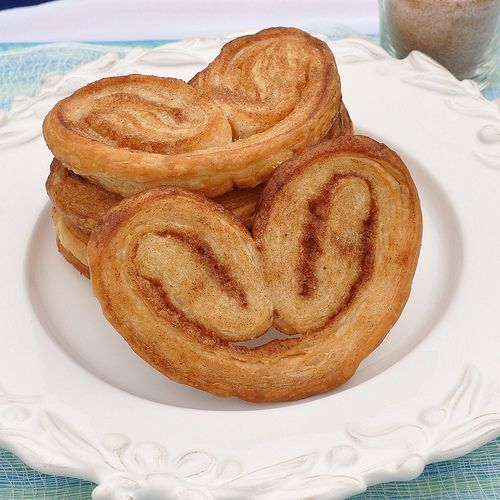 Four-Spice Palmiers (Elephant Ears) | recipe from Food Lover's Odyssey