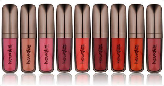 Hourglass Opaque Rouge Liquid Lipstick Launches