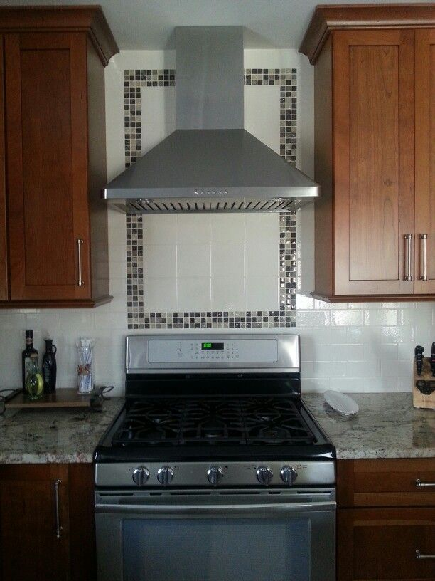 backsplash detail behind stove my future home pinterest