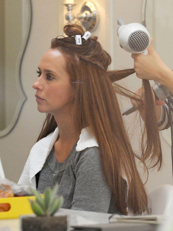 Jennifer Love Hewitt Hair Extensions Ghost Whisperer 38
