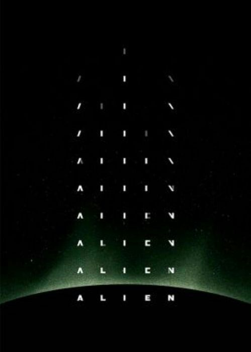 In space no one can hear you scream superb films amp tv pinterest