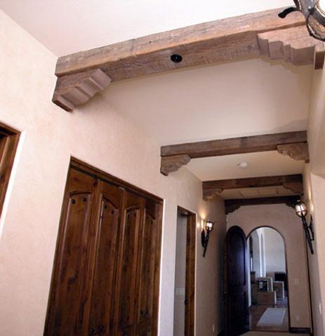 Flat Ceiling Beams Corbels DIY Pinterest
