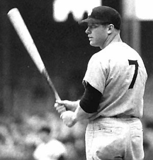 a biography of mickey mantle an american baseball player Merlyn and mickey mantle met in 1949 when he was a star player at commerce baseball merlyn mantle, who was married to yankees great for 43 years merlyn and mickey mantle met in 1949 when he was a star player at commerce.