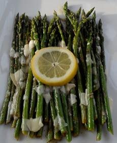 ShawnsPlate: Lemon & Parmesan Asparagus | Snacks | Pinterest