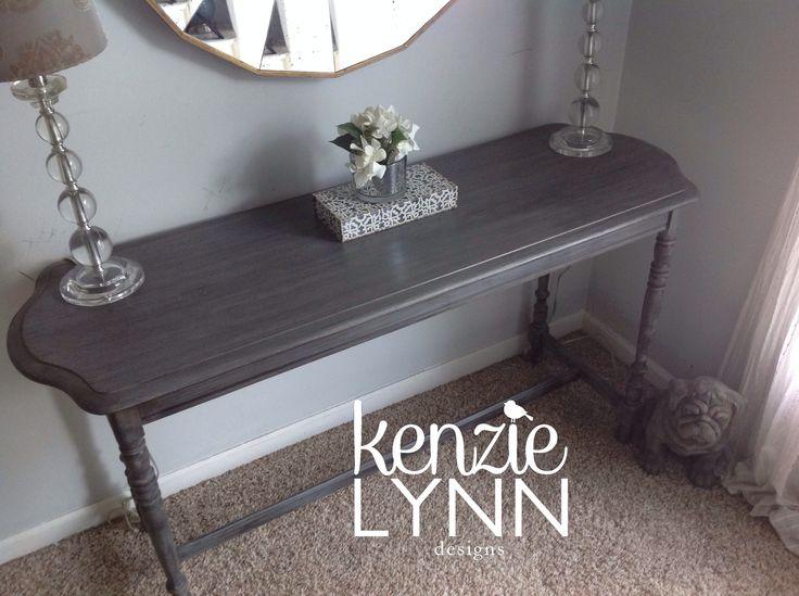 St johns antique sofa table kenzie lynn designs renewed for C furniture new lynn