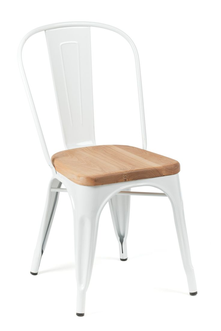 Flanders Chair White Industry West Wood And Metal Pinterest