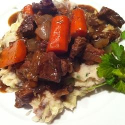 Beer Braised Irish Stew and Colcannon | Recipe
