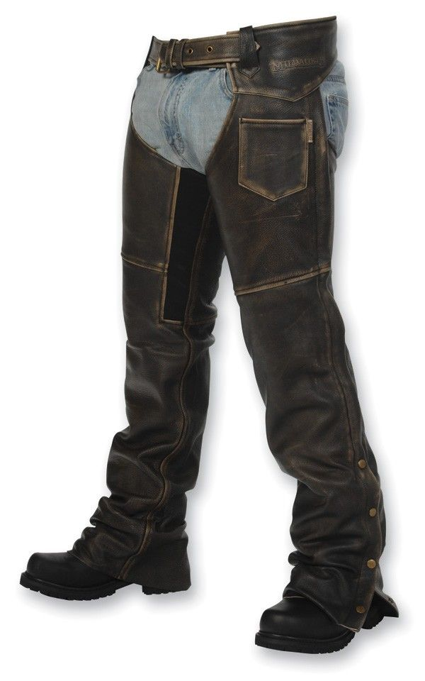 How To Craft Leather Chaps