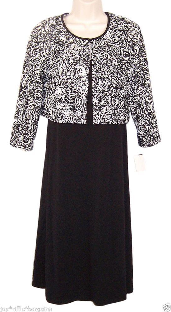 Elegant Women39s Business Suit Jacquard Dress Amp Jacket Set  Walmartcom