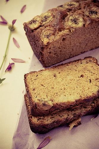 Super moist banana bread | Food | Pinterest
