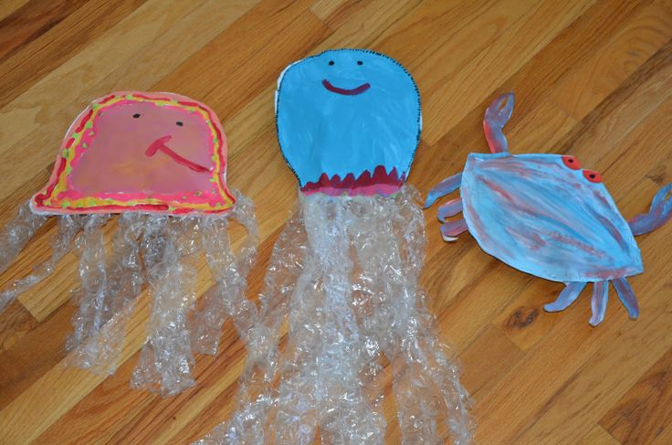 Preschool sea life crafts ocean life art ocean crafts for Sea life arts and crafts
