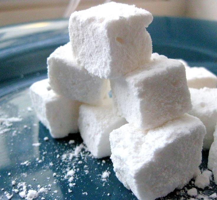 Homemade Vanilla Bean Marshmallows | This Gluten-Free Life | Pinterest
