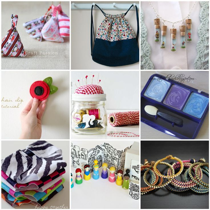 10 Diy Handmade Stocking Stuffers For Girls