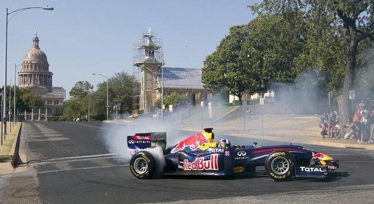 formula 1 in austin texas 2012