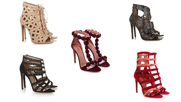 Love for Alaia Shoes - StyleHeritage - Fashion, Beauty and Lifestyle