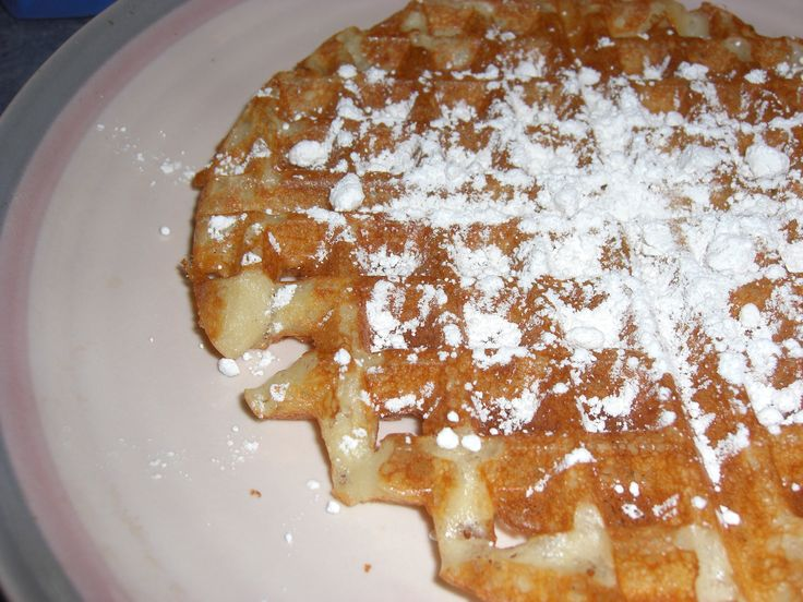The world's best waffles | Eat It for Breakfast! | Pinterest