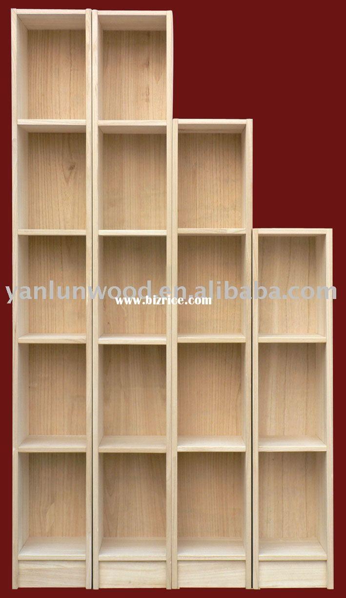 Wooden shelf KD | Furniture | Pinterest